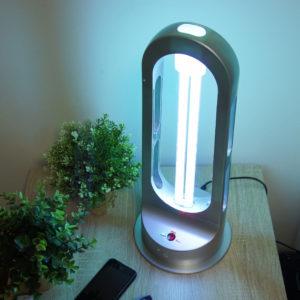 УФ лампа стерилизатор для обеззараживания дома с пультом ДУ Amory